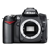 Nikon D90 Digital SLR Camera Body Only (12.3MP) 3 inch LCD (Certified Refurbished)