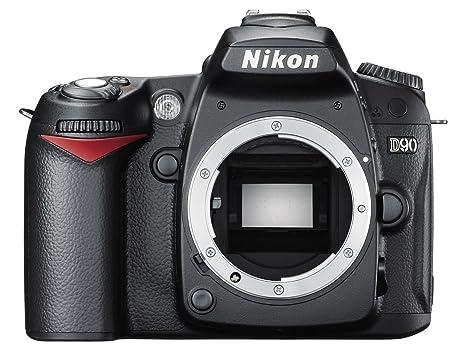 Nikon D90 - Cámara Réflex Digital 12.9 MP (Cuerpo ...