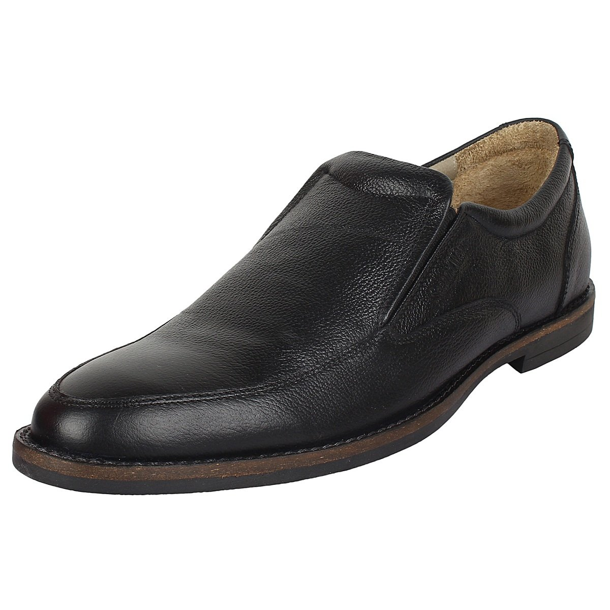 Buy SeeandWear Black Slip On Formal