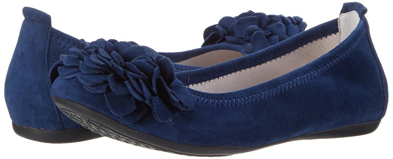 HIRSCHKOGEL Geschlossene Damen 0097407 Geschlossene HIRSCHKOGEL Ballerinas Blau (D.blau 017) 19e25f