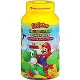 L'il Critters Super Mario Brothers Complete Multivitamin Gummies, 190 Count