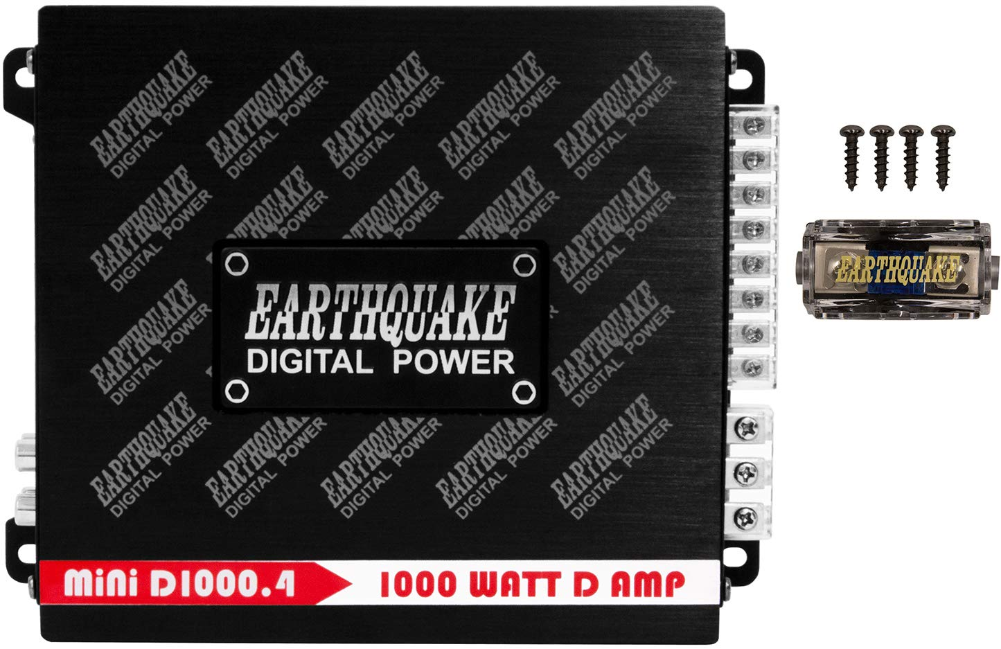 Gen 2 2000 Watts Peak Power MiNi D2000 Gen 2 Mono Class D Car Amplifier Earthquake Sound Mini D2000
