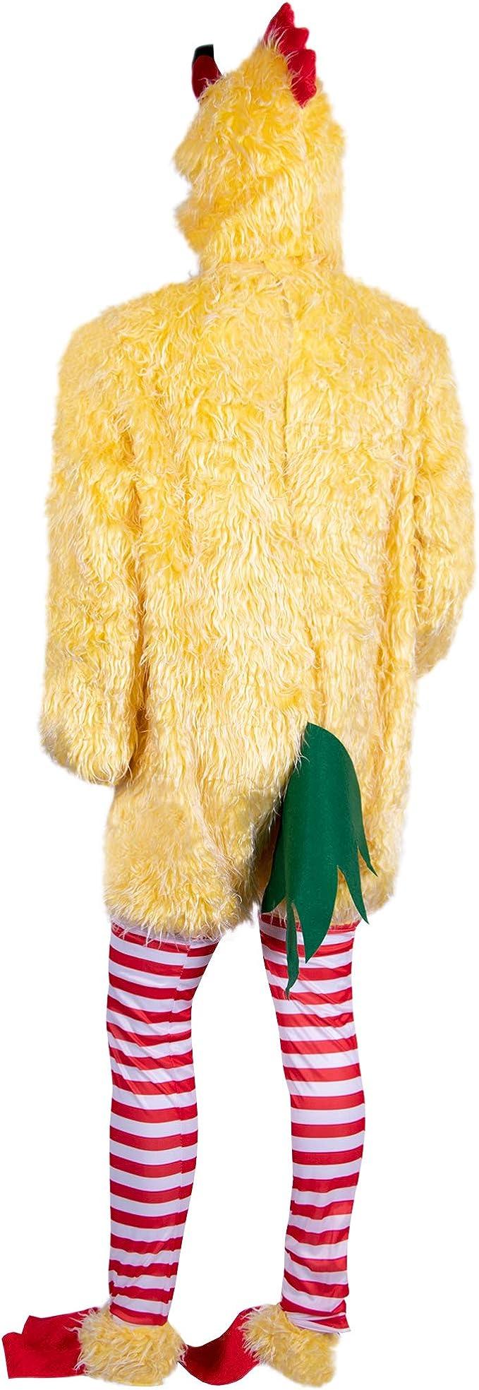 Amazon.com: Boo Inc. Disfraz de pollo para Halloween, para ...