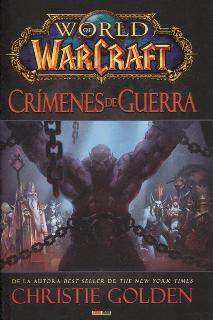 libros de warcraft por orden