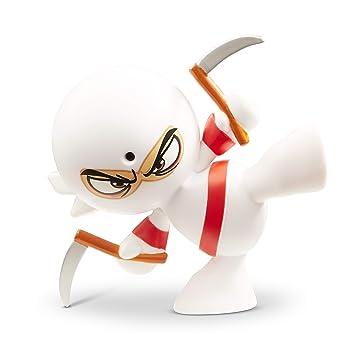 Fart Ninjas Sensei Smell (White/Red) Juguete, Color Blanco y ...