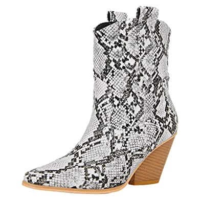 a8ff2ff4d8a Amazon.com  Themost Womens Ankle Boot