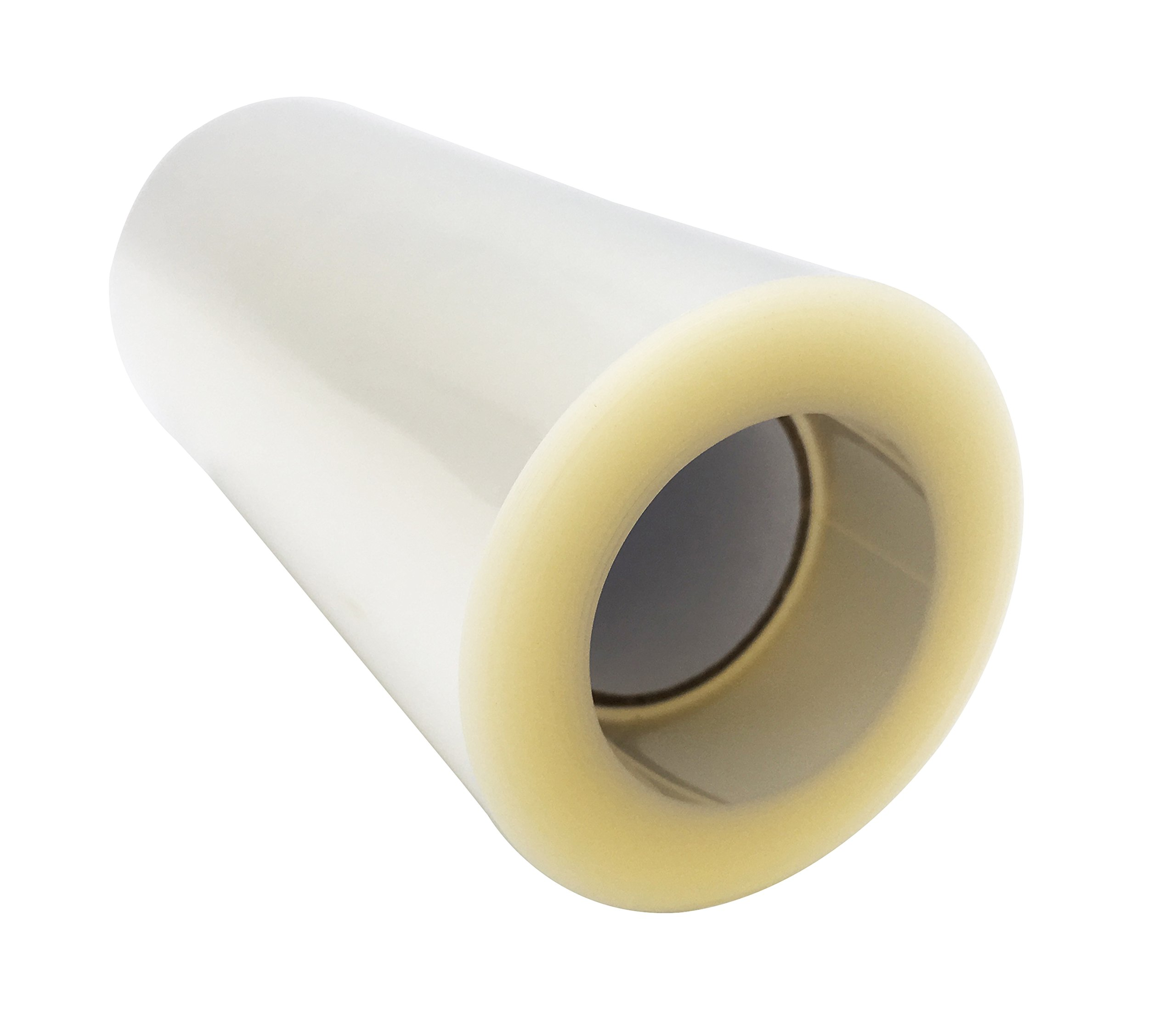 Cake Collar, KOOTIPS Chocolate Mousse and Cake Decorating Acetate Sheet CLEAR ACETATE ROLL 125 Micron 32.8 Feet Long (3.9x 393inch)