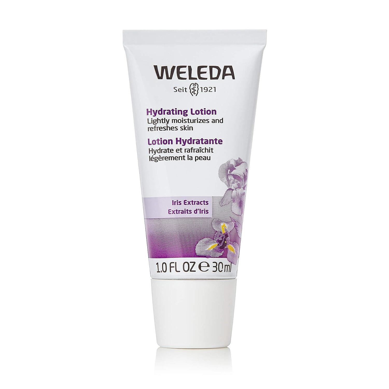 weleda hydrating facial lotion