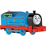 Fisher-Price Toy Train - TrackMaster Motorized Railway Crash and Repair Thomas Train