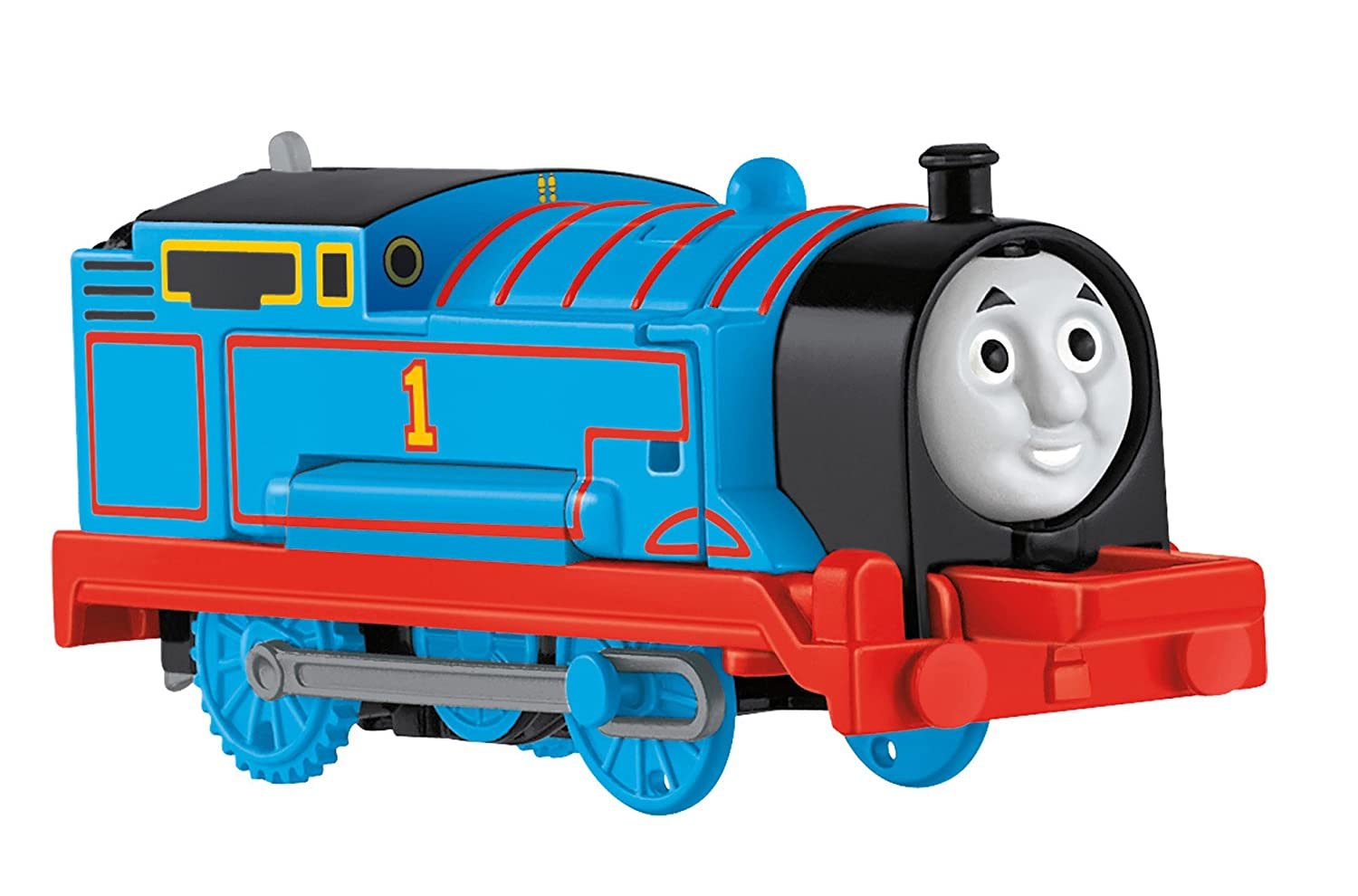 Fisher price thomas the train trackmaster crash and for Thomas friends trackmaster motorized railway
