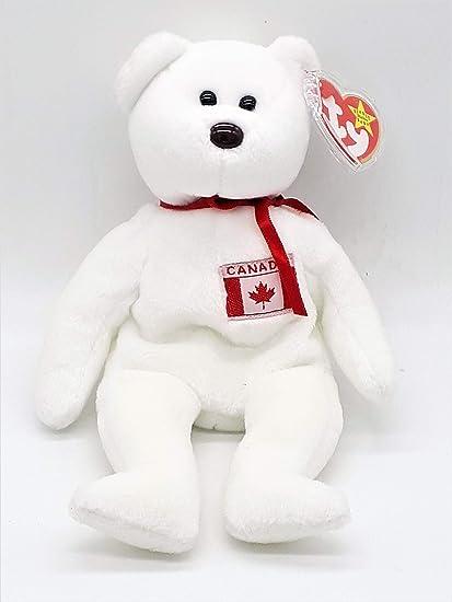 Maple The Bear Ty Teenie Beanie Baby