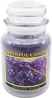 product image for A Cheerful Giver Lavender Vanilla 24 oz. Jar Candle, 24oz