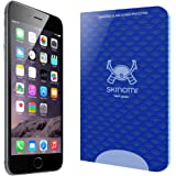 """iPhone 6 Plus Screen Protector (5.5"""",Apple iPhone 6S Plus), Skinomi Tech Glass Screen Protector for iPhone 6 Plus Clear HD and 9H Hardness Ballistic Tempered Glass Shield"""