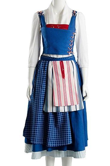 Amazon.com: SIDNOR Disfraz de Bella y la Bestia para cosplay ...