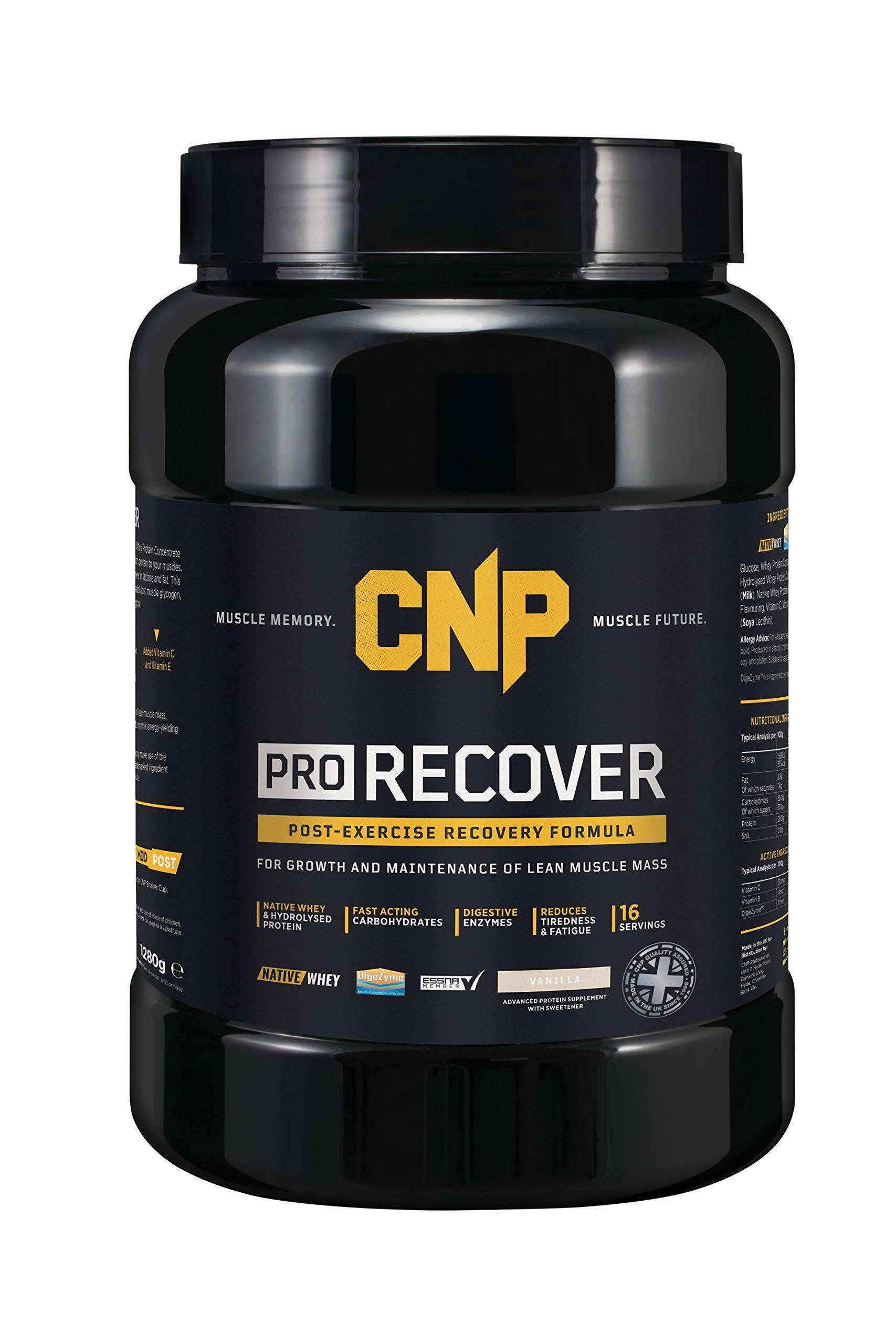CNP Professional Recover, Vanilla, 1.2kg