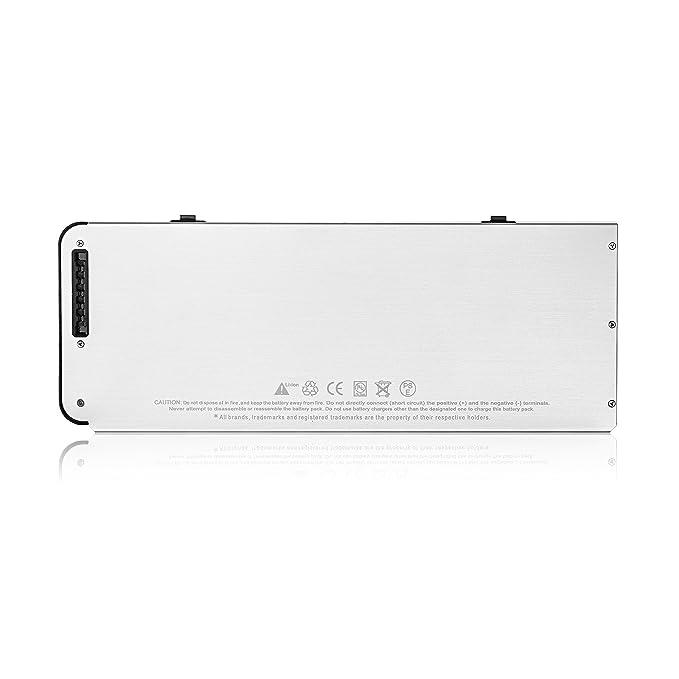 SLODA Batería de Repuesto de Portátil para Apple Macbook 13