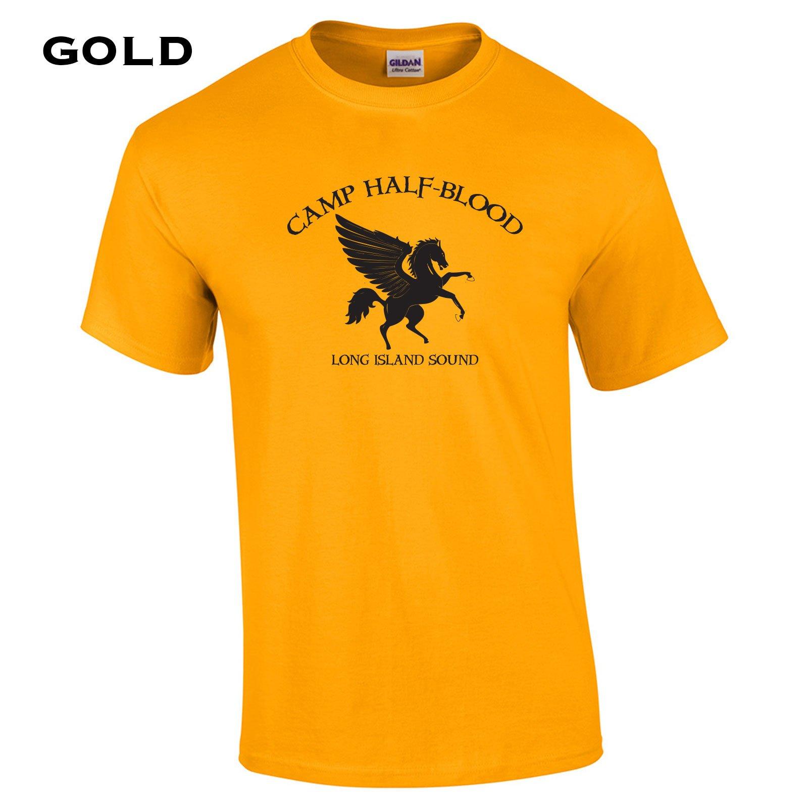 138 Camp Half Blood Funny S T Shirt