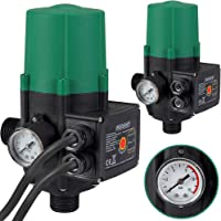 Contrôleur de pression de pompe sans fil 10 bar - Pressostat Jardin