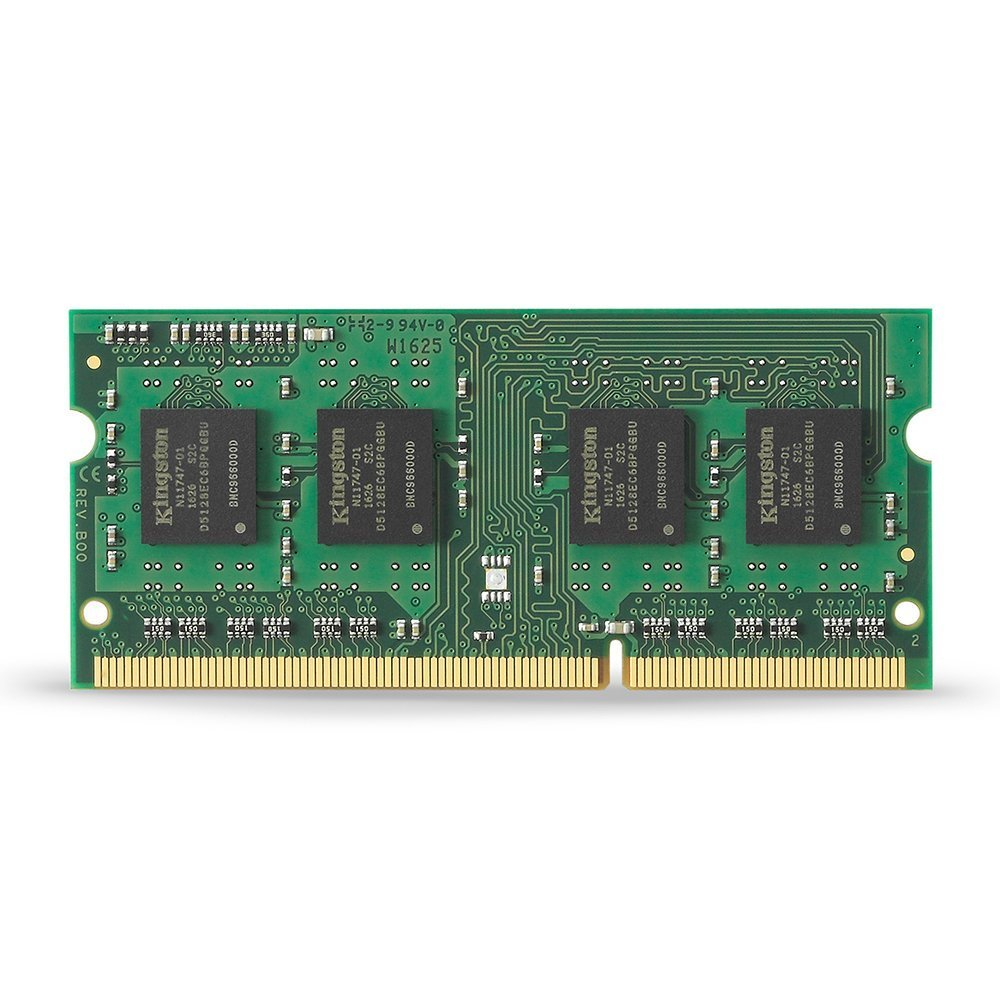Memoria Ram 8gb Kingston Technology 1600mhz Ddr3l (pc3-12800) 1.35v Non-ecc Cl11 Sodimm Intel Kvr16ls11/8