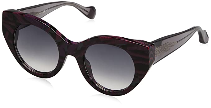 b534ff350d018 Fendi Fanny Geo-Print Cat Eye Sunglasses  Amazon.ca  Clothing ...