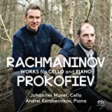 Rachmaninov/Prokofiev: Works for Cello and Piano