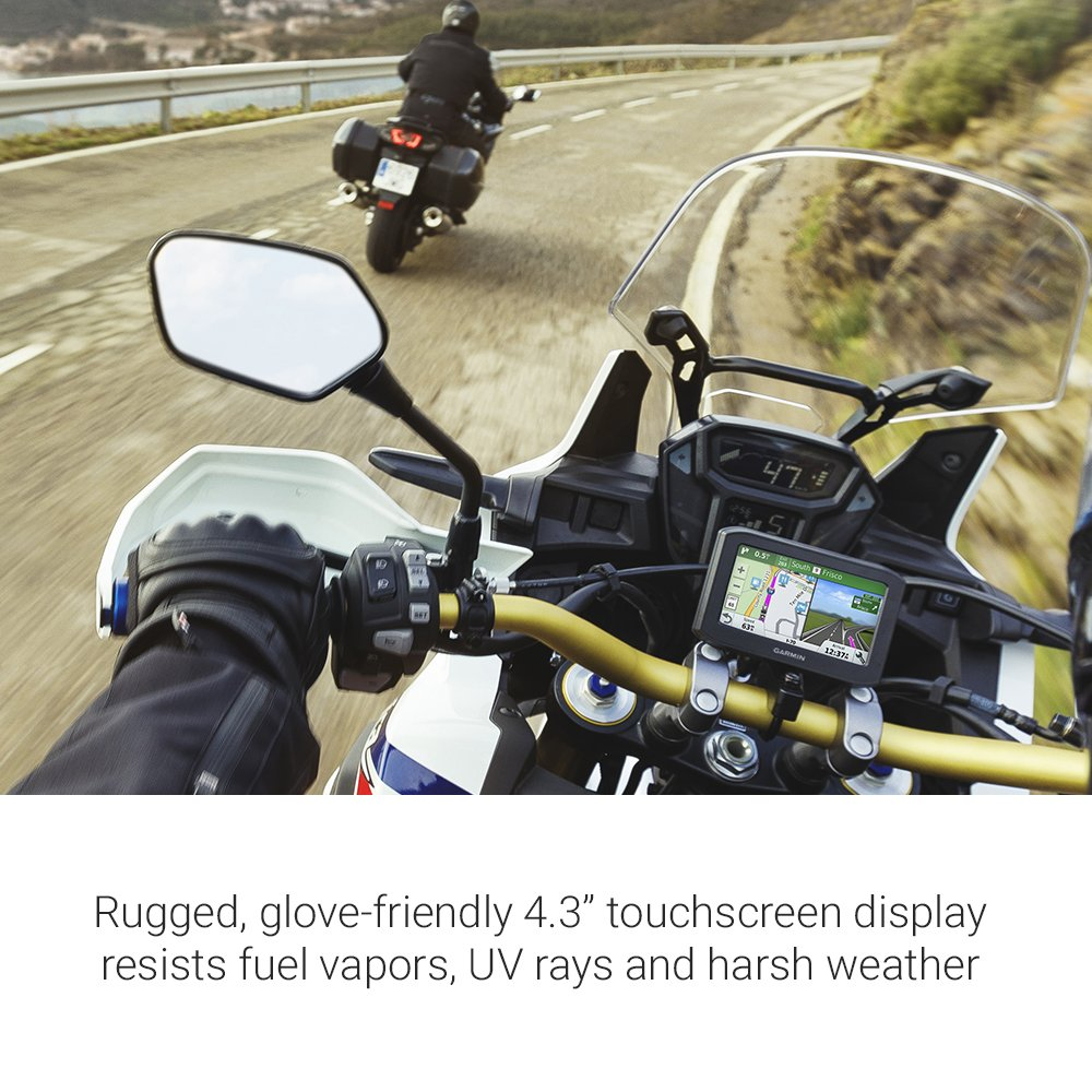 Garmin Zumo 396 LMT-S, Motorcycle GPS with 4 3-inch Display