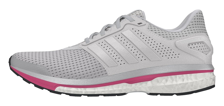 Adidas Supernova Glide 8 W, Zapatillas de Running para Mujer 36 2/3 EU|Gris (Grpulg / Grpulg / Plamet)
