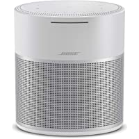 Bose Home Speaker 300, with Amazon Alexa Built in, Silver