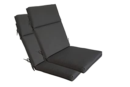 [SewKer] Indoor/Outdoor Patio Quick-Drying Top Quality High Back Chair  Cushion - Amazon.com : [SewKer] Indoor/Outdoor Patio Quick-Drying Top Quality