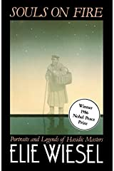 Souls on Fire: Portraits and Legends of Hasidic Masters Paperback