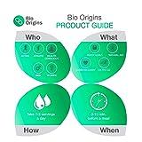 Bio Origins Drops for Women & Men, Diet Drops for