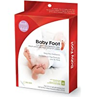 Baby Foot Original Foot Peel Exfoliant For Soft and Smooth Feet Lavender Scented Canadian Version