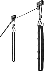 RAD Sportz 1003 Kayak & Canoe Lift Hoist Kayak for Garage/Canoe Hoists 125 lb Capacity