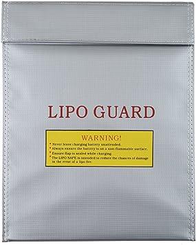 LiPo Safe Bag RC Battery Fireproof Safety Guard Protection Bag Charging Sack