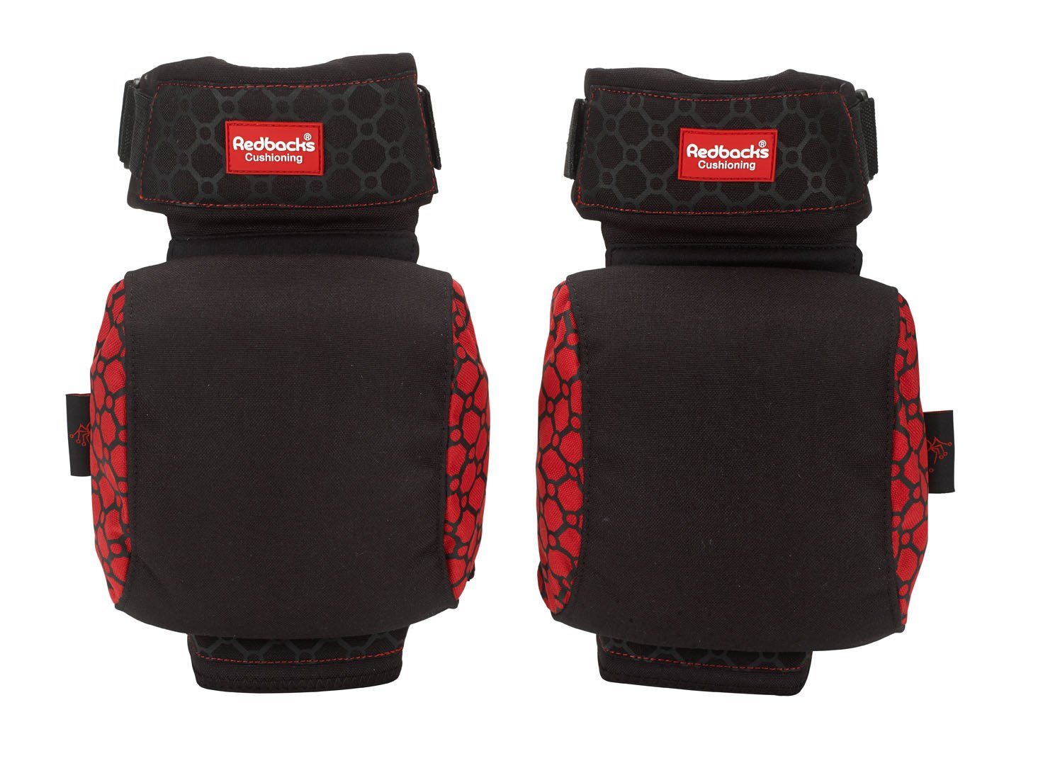 NEW Redbacks Strapped Knee Pads by Redbacks