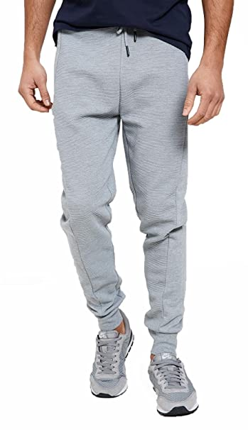 acb20084 Threadbare New Mens Plain Sweat Jogger Ottoman Bottoms: Amazon.co.uk ...
