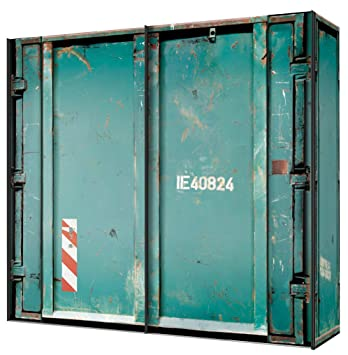 Express Mobel Schwebeturenschrank Container Design B H T 200 X 216 X