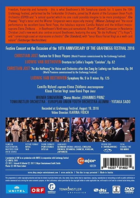 Amazon com: Festive Concert on the Occasion of the 10th Anniversary