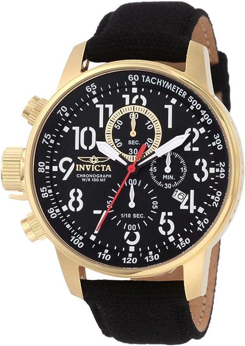 I Invicta Chronograph Herrenuhr Uhren Force 1515 Yf76bgyv