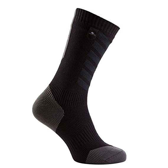 Seal Skinz MTB Thin Mid with Hydro Stop Calcetines, Unisex Adulto: Amazon.es: Deportes y aire libre
