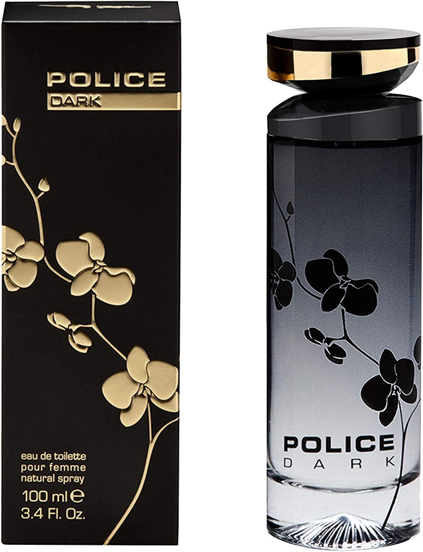 Police, Dark, Eau de Toilette spray da donna 100 ml