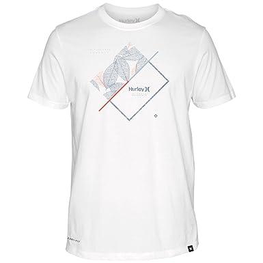 1b8a32f5177d Amazon.com: Hurley Men's Nike Dri-fit Premium Short Sleeve Tshirt ...