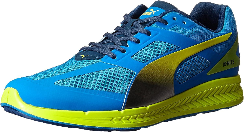 PUMA Men's Ignite Mesh Running Shoe