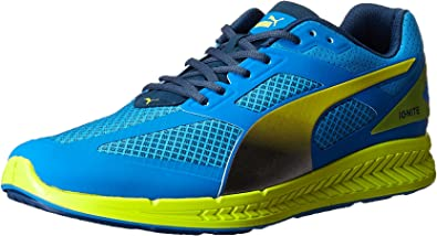 sentido Vacaciones Won  Amazon.com   PUMA Men's Ignite Mesh Running Shoe   Running