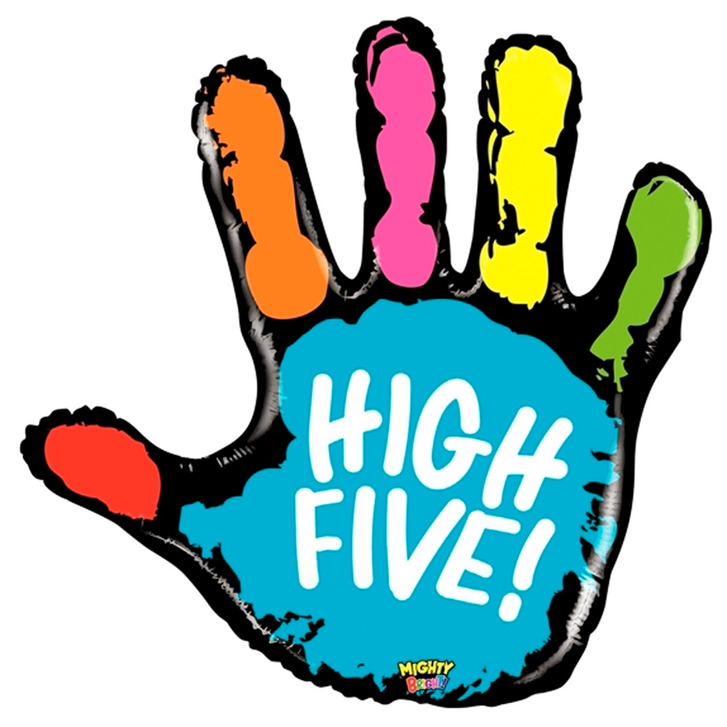 Mighty HIGH Five Balloon: Amazon.in: Toys & Games