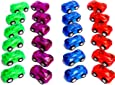"""Dazzling Toys 2"""" Pull Back & Let Go Racer Cars - Pack of 24 Cars - Assorted C..."""