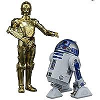 "Bandai Hobby Star Wars 1/12 Plastic Model C-3PO & R2-D2 ""Star Wars"""