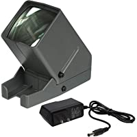 Zuma SV-3 LED 35mm Film Slide Viewer with AC Adapter 110AC to 6VDC 500ma Z-SV-3K