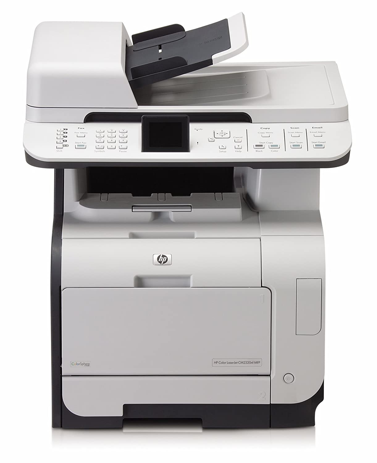 HP Color LaserJet CM2320nf Multifunction Colour Laser Printer (All-in-One  Printer, Copier, Scanner and Fax): Amazon.co.uk: Computers & Accessories