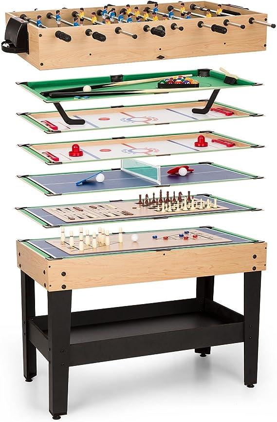 Oneconcept Game-Star - Mesa de Juegos , Mesa multifunción ...